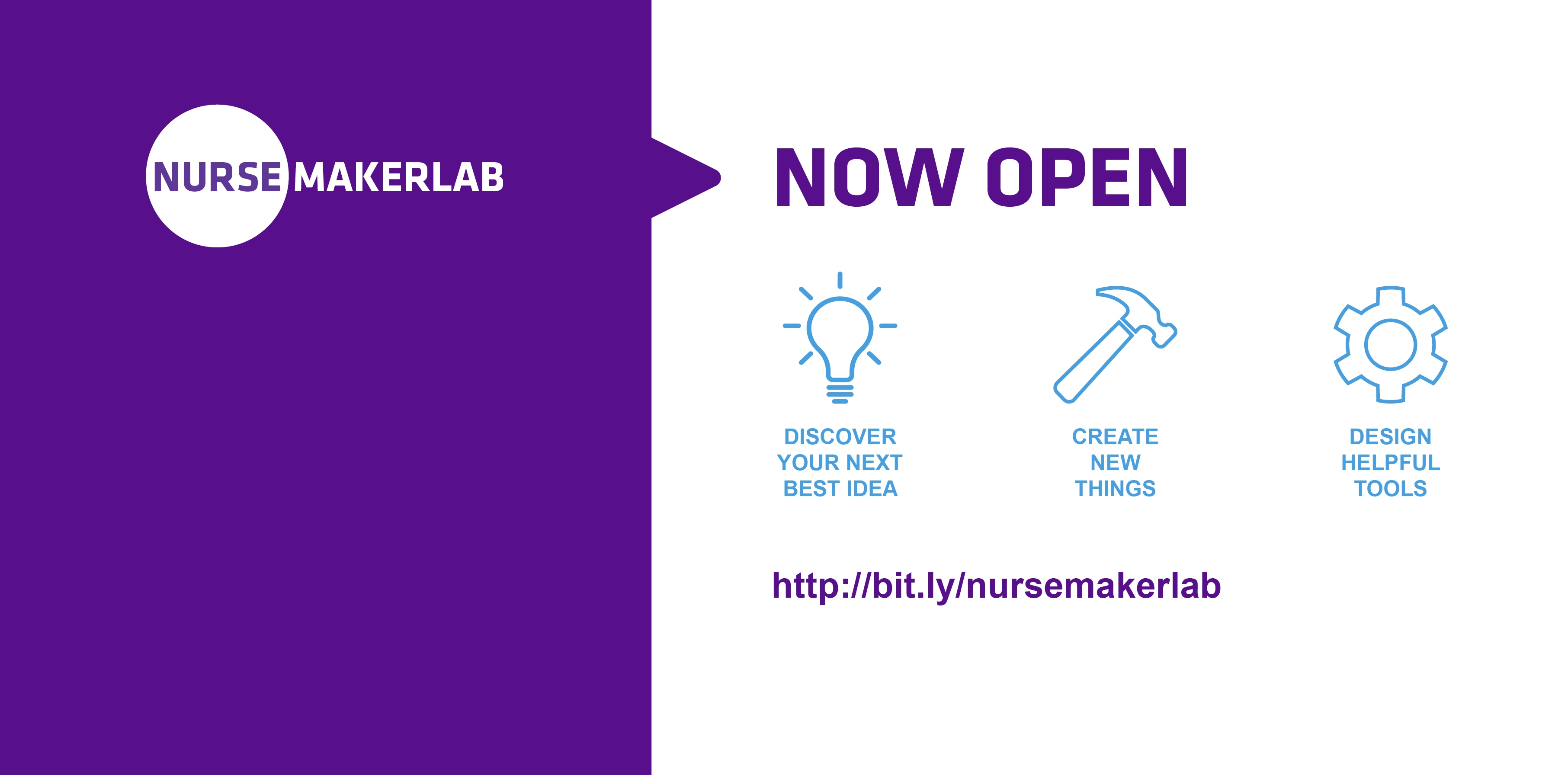 Nurse MakerLab Now Open